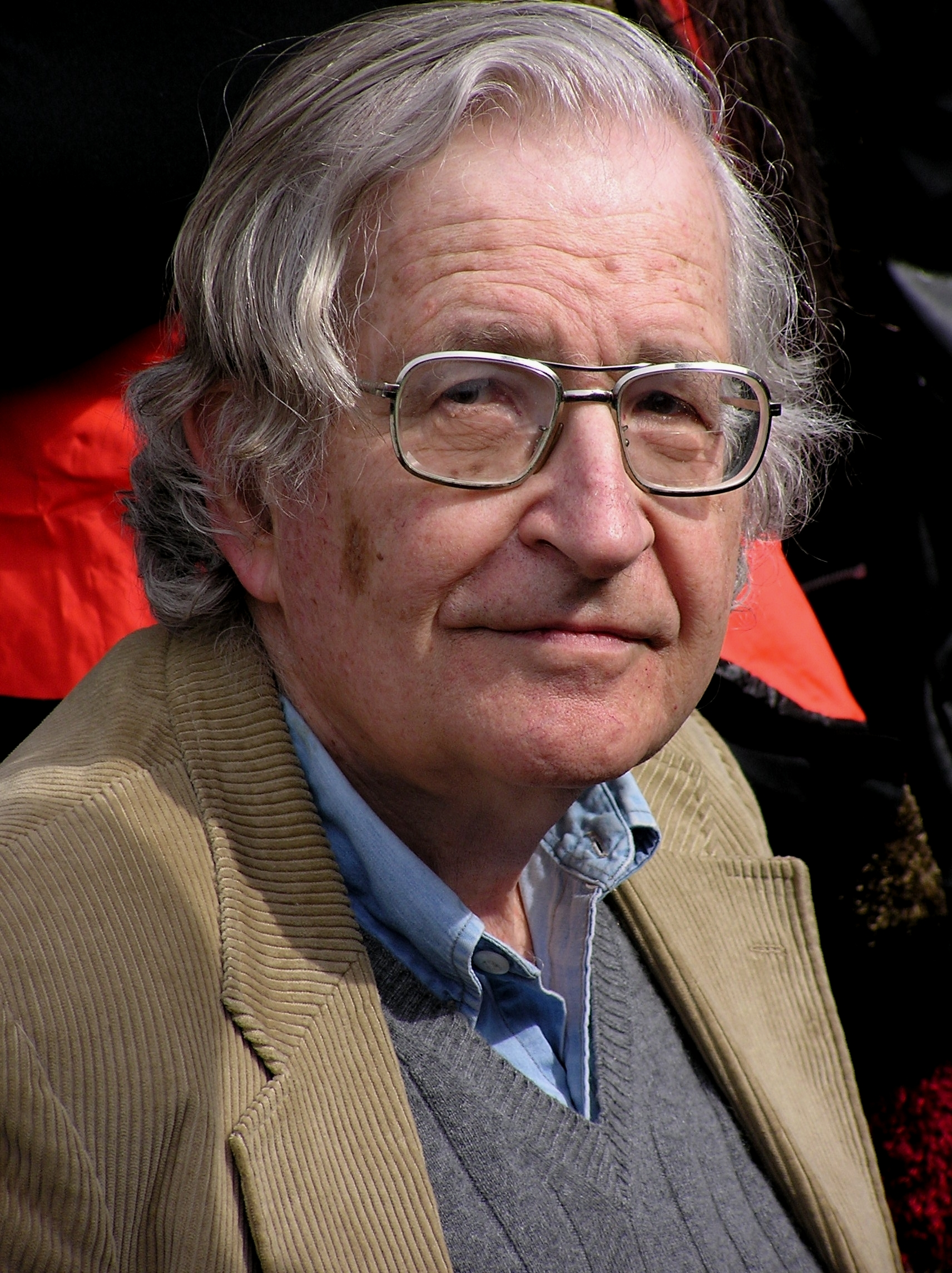 chomsky Noam Chomsky at Occupy Boston Saturday