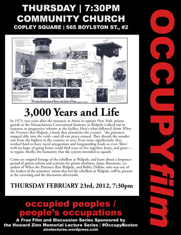 OccupyFilm 3000yearsandlife2 web Occupy Film Today: 3000 Years to Life