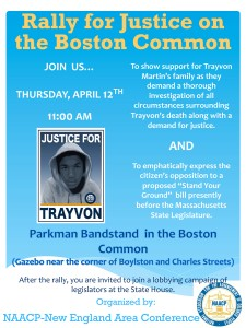 Trayvon Rally Flyer Page 11 225x300 Rally for Justice for Trayvon tomorrow!