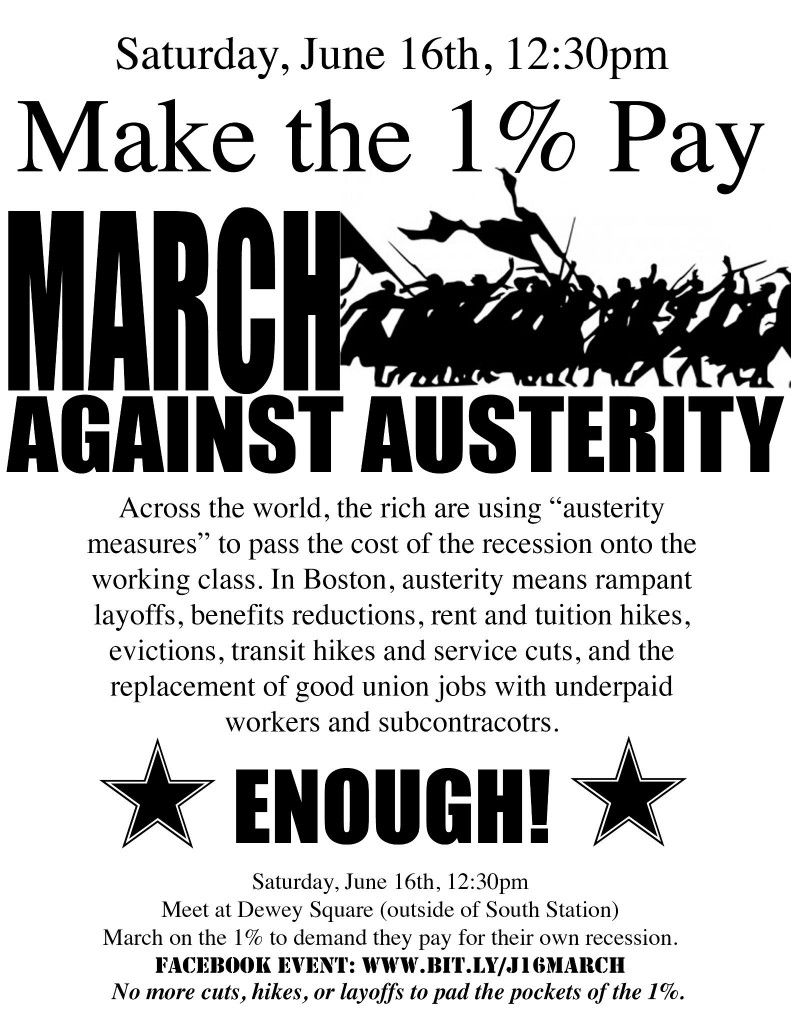 414052 115680215237327 243552333 o 791x1024 Banking Actions Working Group Endorses June 16th Anti Austerity March