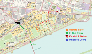 Directions to MIT 4-149